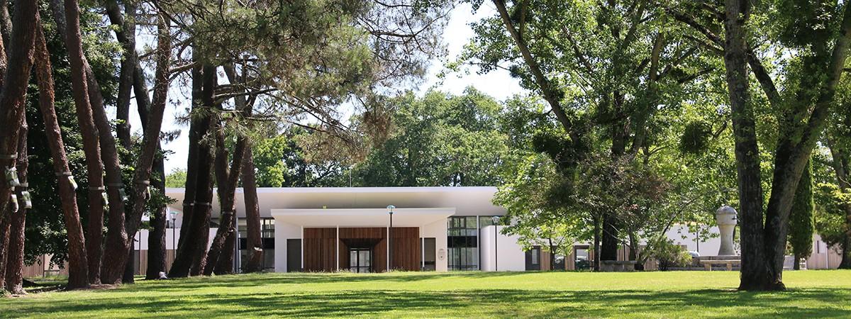 nouveau pavillon Lazaret