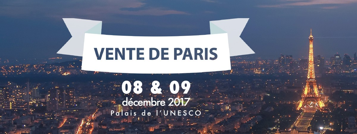 Vente Paris2017