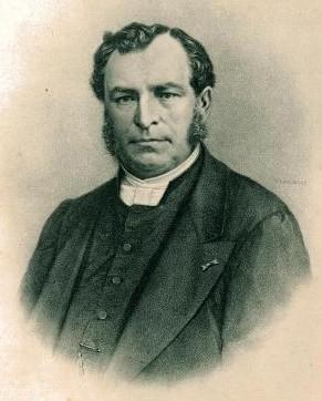 Portrait John Bost