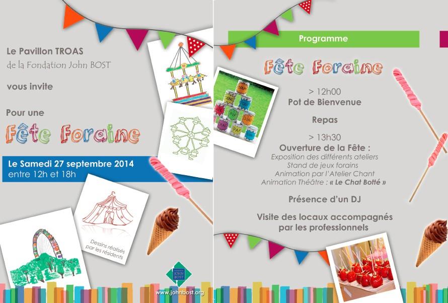 Fête TROAS 27 Sept 2014