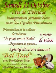 inauguration Semaine Bleue samedi 11 octobre 2014
